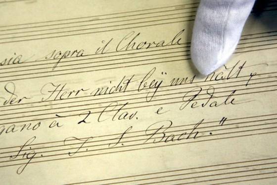 BWV 1128, la última partitura descubierta