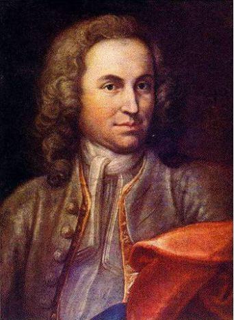 El joven Bach... aunque hay quien dice que no es él